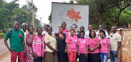 Rays of Hope Hospice Jinja – Uganda